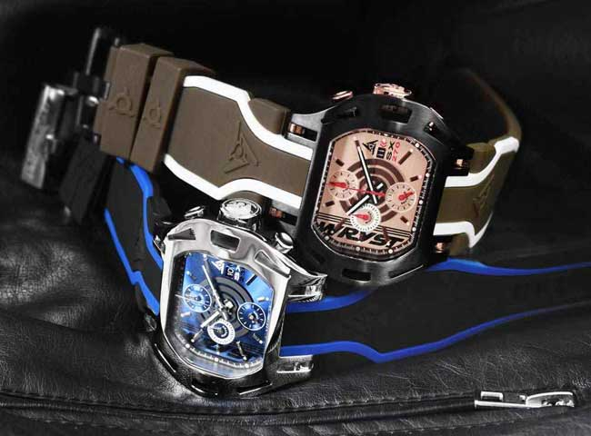 Wryst Force sports watches for men