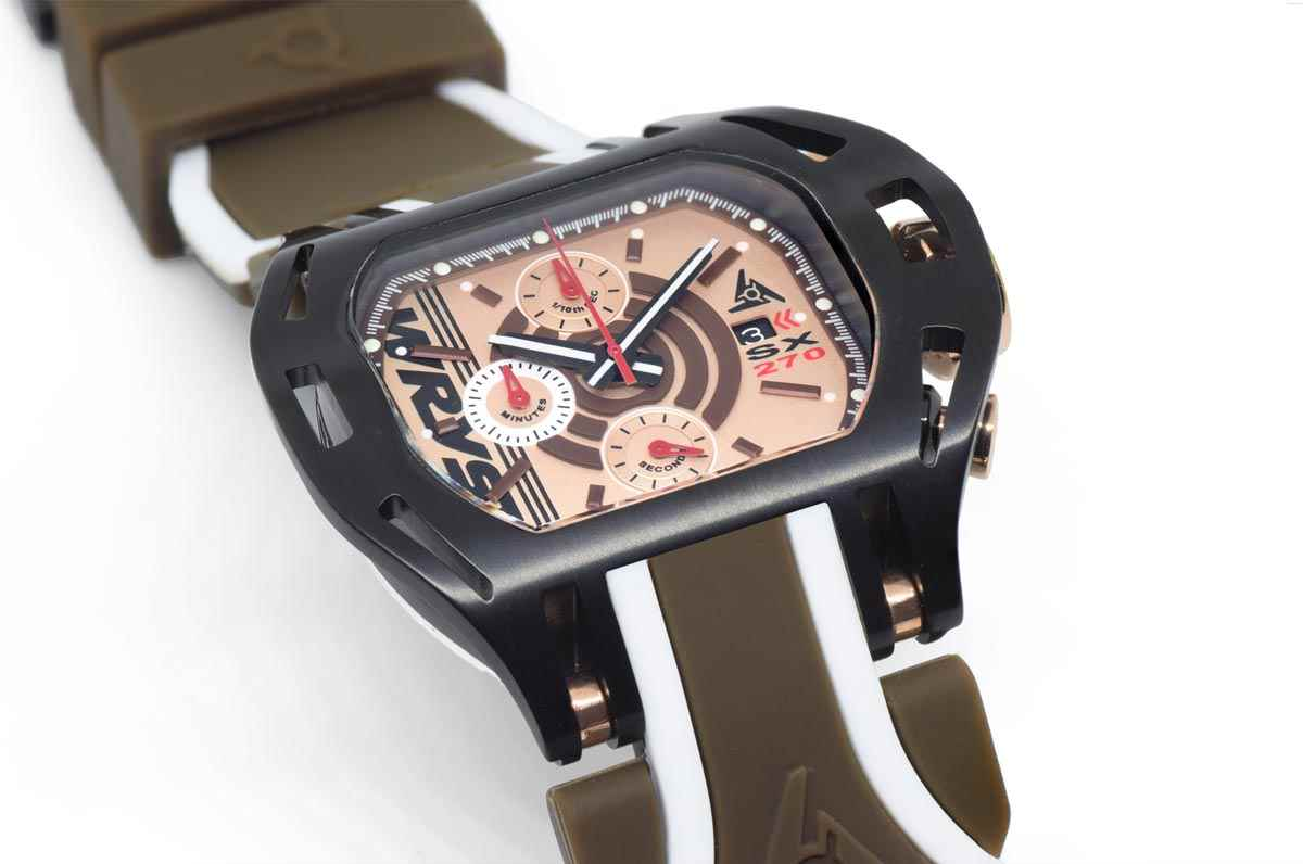 Designer Wryst Force SX270 Luxury Watch