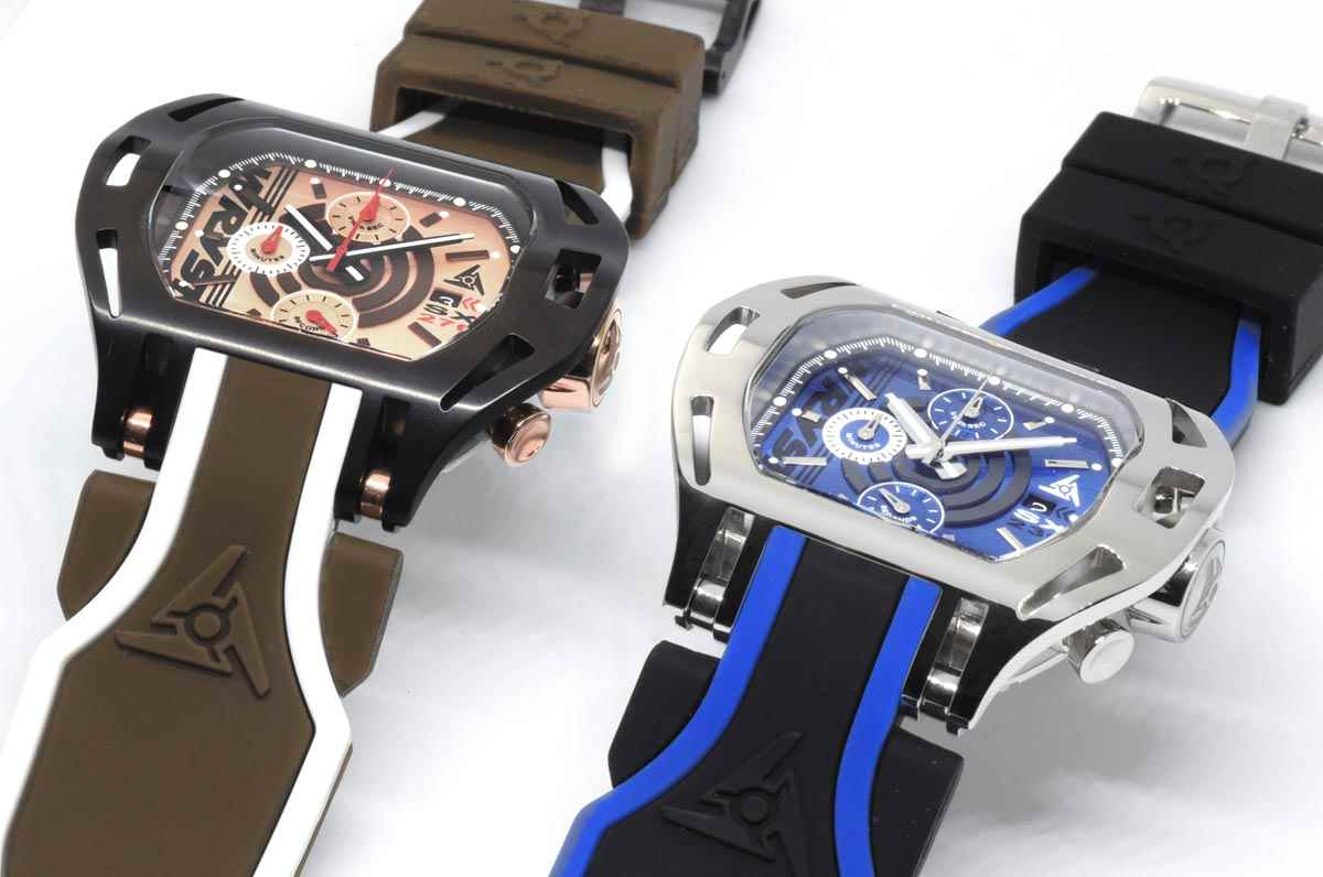 Wryst Designer Luxury Force Watch