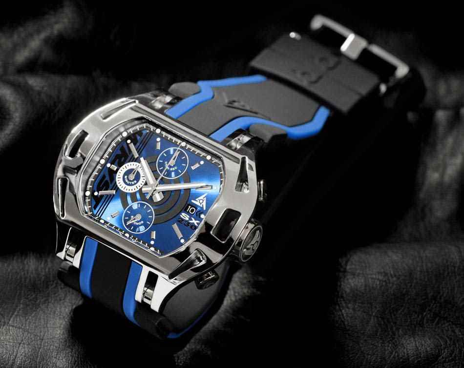 Luxury watch wryst force SX230