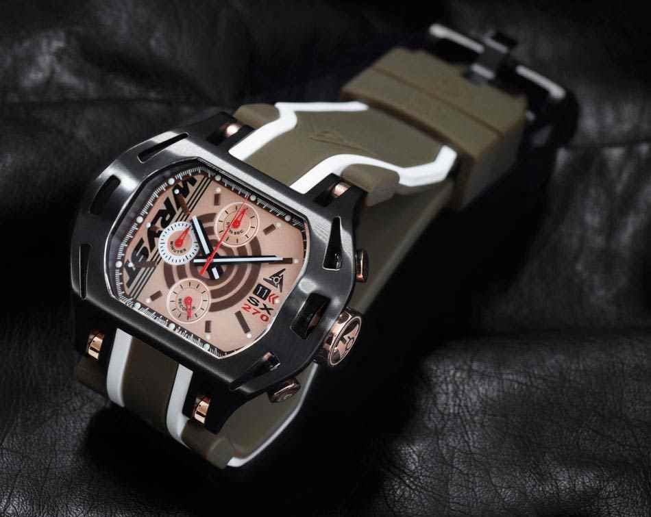 Luxury watch wryst force SX270