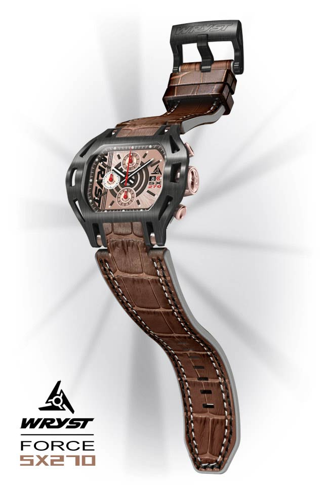 Wryst SX270 Luxury Swiss Mens Watches on Sale
