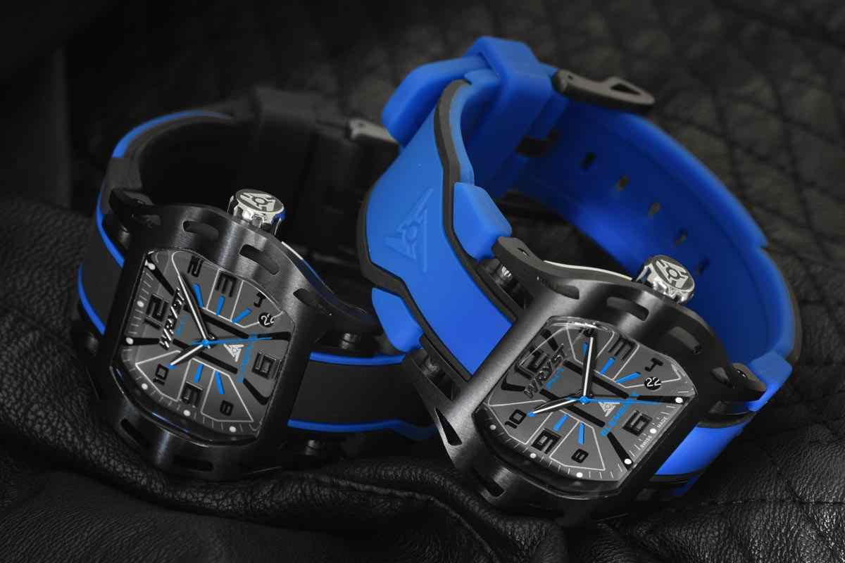Swiss Blue Watch Wryst PH7