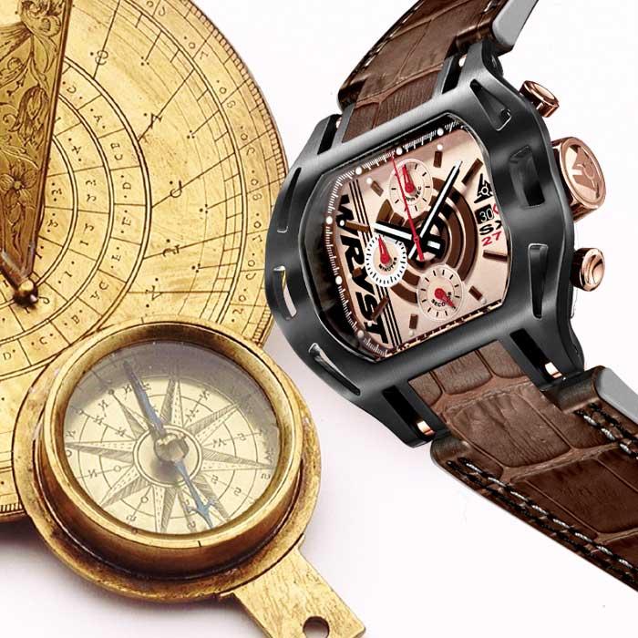 Geschichte der Armbanduhren