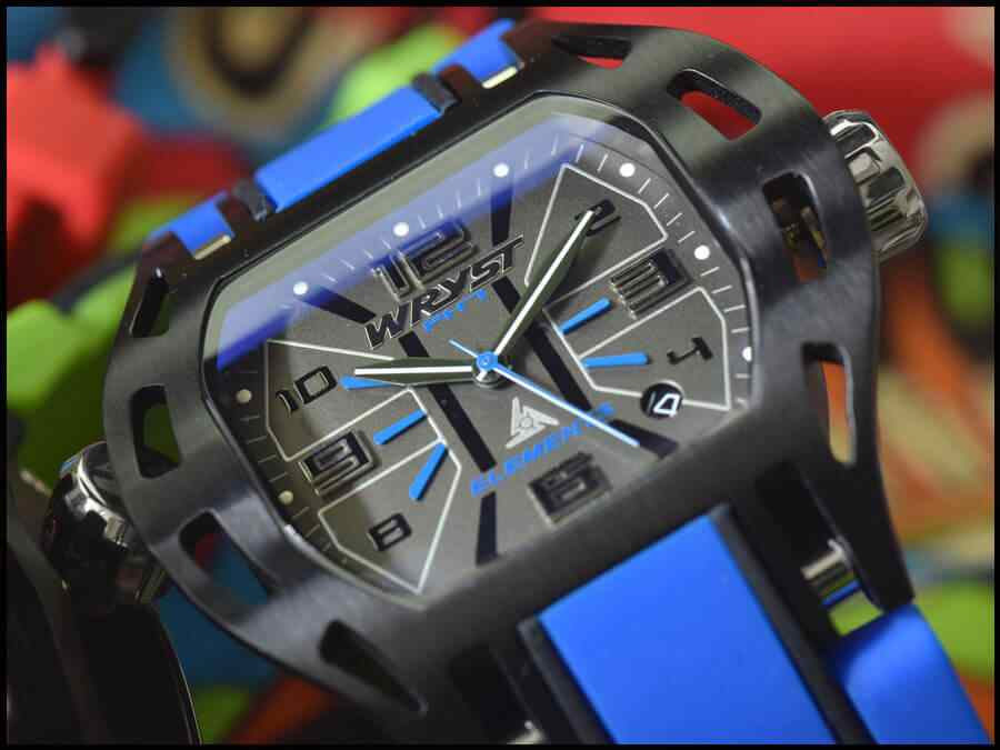 Wryst Elements Swiss Sports Watches