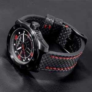 New 2016 Carbon Fiber Black Sport Watch Wryst MS3