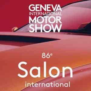 voitures de sport de reves Salon international auto Geneve