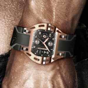 Montre Suisse Luxe Pour Homme Or Wryst