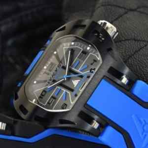Montre Suisse Bleue Wryst PH7 Nouvelles Photo