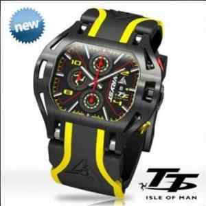 New Wryst IOMTT Watch for racing