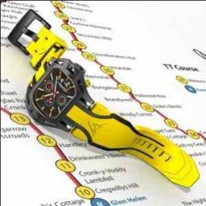 Watch design Wryst Isle of Man TT Unveiled