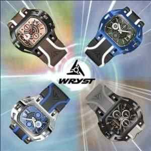 Luxury Wryst Force Swiss Watch for Men Sapphire Crystal
