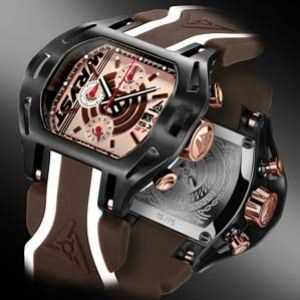 Marque de montre Wryst nouvelle collection chronographe Force