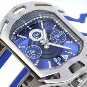 Design de Montre Sport Inhabituelle Wryst pour homme