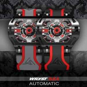Watches Wryst Racer for men with brutal design