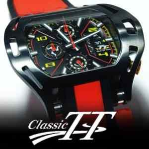 Classic tt races results 2018 with the new isle of man tt watch bracelet