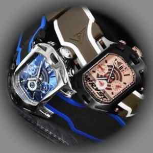 Choose your luxury watch Swiss Made for men Wryst SX230 or SX270