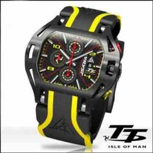 Isle of Man TT sports watch Wryst TT last pieces available