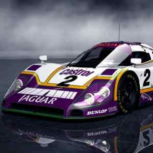 Winning at the 24 Hours of Daytona race, Jaguar XJR-9 Race Car Is Heading To RM Auctions