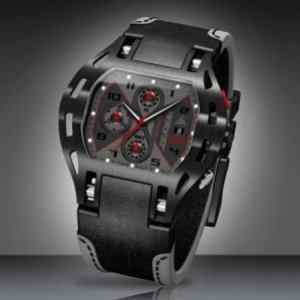 Luxury Swiss Watches Money Can't Buy - Wryst Motors MS1 Discontinued