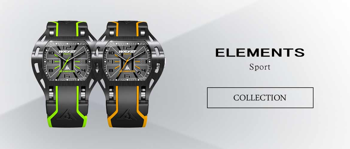 Unisex Luxury Elements Watches