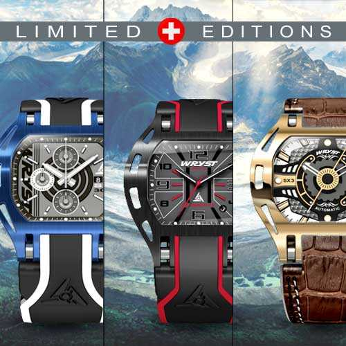 Luxury Watches Wryst
